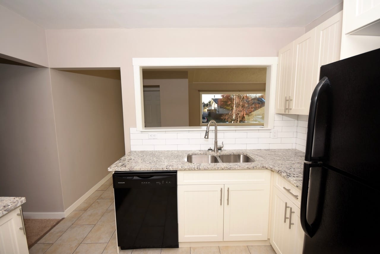 kitchen renovation in edmonton after picture 13211 sink view