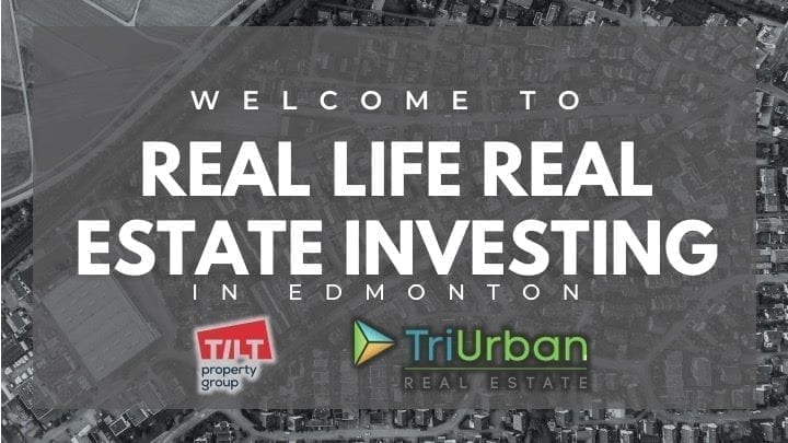 real life real estate investing in edmonton free seminar